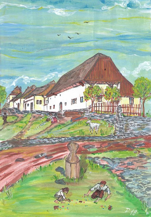 Štáflova chalupa je nejstarší v Brodě je úzce spojena se slavným uměleckým rodem Štáflových.