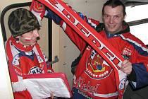 Stejně jako v pátek, i v sobotu odpoledne se hokejoví fandové HC Rebel Havlíčkův Brod vypraví vlakem za svými miláčky do Jihlavy, které tam čeká druhý zápas předkola play-off první hokejové ligy.