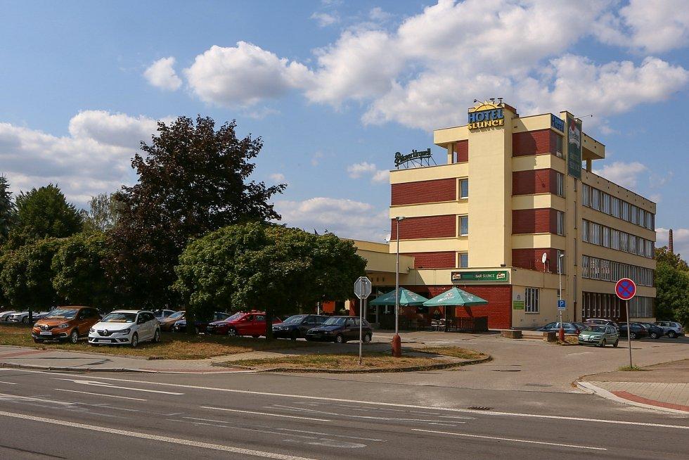 V Hotelu Slunce v Havlíčkově Brodě vznikne očkovací centrum.