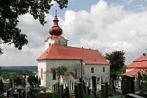 Kostel v Krucemburku