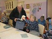 O volby hlavy státu byl v Domově pro seniory Havlíčkův Brod Husova větší zájem než o volby do poslanecké sněmovny loni na podzim.