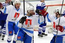 Hokejisté Světlé nad Sázavou, ilustrační foto.
