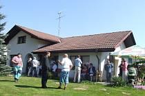 Někdejší rodinný dům se podařilo nákladnou rekonstrukcí přeměnit v moderní zařízení sociálního typu. Stacionář využívají místní, ale i přespolní klienti.