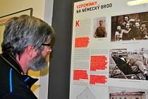 Z výstavy o Velké válce v brodském muzeu Vysočiny.