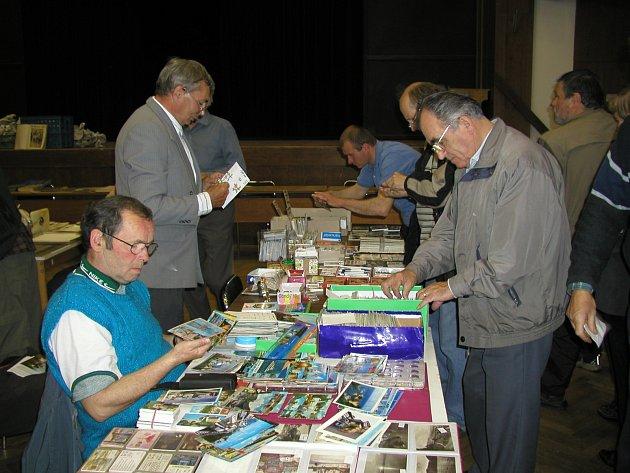 BURZA. celostátní setkání sběratelů se v havlíčkově Brodě koná 28 let.