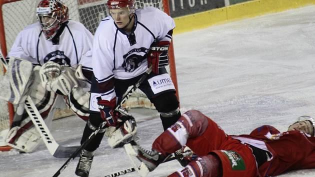 Hokejisté Chotěboře postupují!! Ilustrační foto: