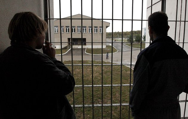 Do mužské věznice v Rapoticích na Třebíčsku byli ubytováni první vězni v roce 2006. Za tu dobu si sáhli na život dva vězni. Oba se oběsili. Ilustrační foto.