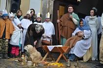 Tradiční Tříkrálovou sbírku oživí koncerty, živý betlém i různá divadélka.