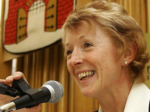 Na jednání byla přítomná i starostka města Jana Fischerová.