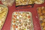 Projděte si spolu s maškarami trasu pohledského masopustu a na závěr si prohlédněte dobroty, které připravily šikovné pekařky a kuchařky z Pohledu a Simtan (nebo i pekaři a kuchaři ?). Byly stejně dobré jako krásné. Obec Pohled.