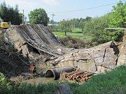 V září 2014 se zřítil most ve Vilémově na Havlíčkobrodsku, o život přišli čtyři dělníci