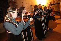 Adventní koncert v Lipnici nad Sázavou.