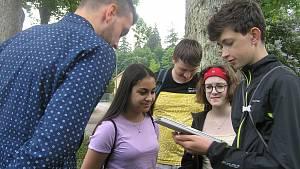 Základní škola ve Ždírci se jako první na Vysočině zapojila do vzdělávací únikové hry společnosti City Street Games.