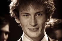 Úspěšný student ledečského gymnázia, který vyhrál celostátní kolo Fyzikální olympiády.