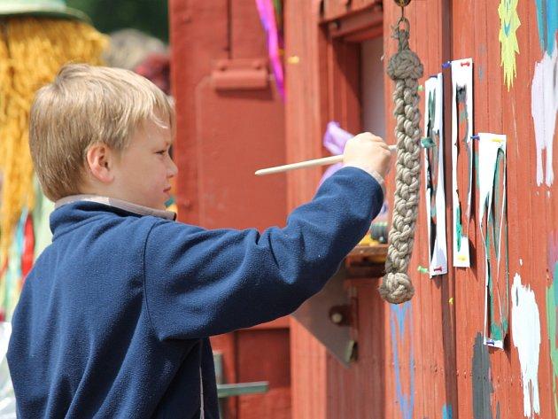 Uplynulý víkend se i na Havlíčkobrodsku nesly ve znamení Dne dětí a také Noci kostelů.