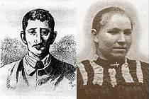 Leopold Hilsner měl smůlu, pro soudní vykonavatele byl pachatelem doslova jako z učebnice. Nebohá švadlenka Anežka Hrůzová se stala po tragické smrti téměř národní mučednicí. Pro její portrét byl však použit obličej Anežčiny blízké příbuzné.