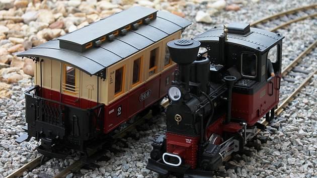 Tip Deníku: Modeláři vystaví železnici. I se stanicemi třeba v Kuřimi
