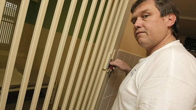 Zaměstnanci Protialkoholní záchytné stanice v Jihlavě (na snímku) už sedmapadesátiletého bezdomovce dobře znají. Je tam totiž velmi častým nocležníkem. Ilustrační foto: