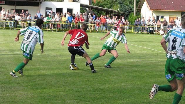 Fotbalový turnaj v Tisu.
