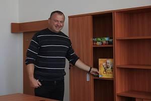 Komunitní centrum ve Vepříkově.