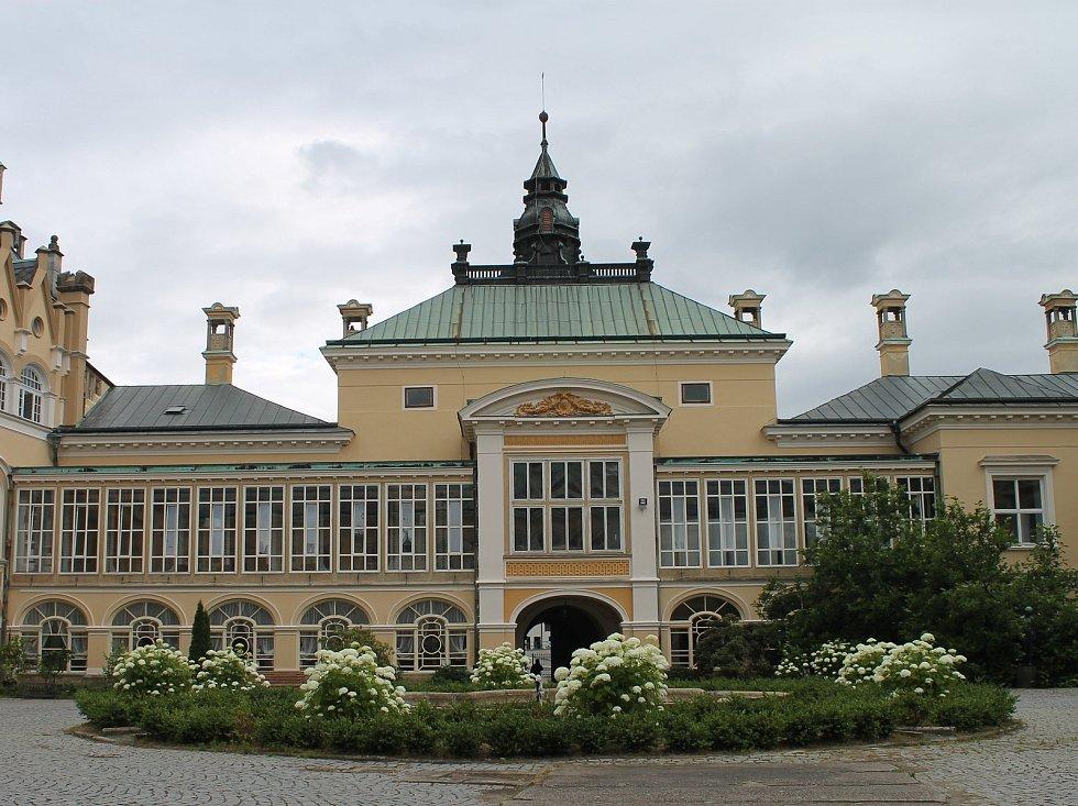 Dětská svatojánská noc na zámku Světlá nad Sázavou. Foto: Deník/Veronika Hošková