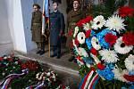 S brigádním generálem Imrichem Gablechem se ve středu přišly do Havlíčkova Brodu rozloučit desítky lidí. Nechyběly české armádní špičky, mezi smutečními hosty byli i zástupci slovenské a polské armády.