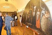 Jaký byl Brod v době baroka, to se mohou dozvědět návštěvníci výstavy s názvem Barokní Brod. Ve zrekonstruovaných prostorách Staré radnice bude otevřená až do 10. září. Foto: Deník/ Veronika Hošková