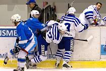 Špatný výkon předvedli hokejisté Světlé v boji o první příčku v České Třebové. Podle trenérů nepodali vůbec týmový výkon.