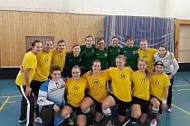 Jedna výhra čekala na domácím turnaji na světelské florbalistky. Dokázaly porazit pouze Štírky z Českých Budějovic.