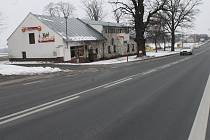 V prostoru restaurantu Selská jizba před Havlíčkovým Brodem by měl jihovýchodní obchvat, a to odbočkou ze silnice I/38, začínat.