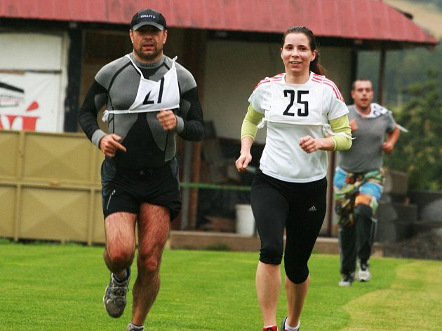 Starovní listina Borovské desítky obsahuje nyní 340 jmen běžců a běžkyň.