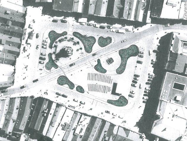 Havlíčkobrodské náměstí.