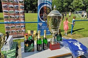 V Jeřišně se uskutečnil turnaj v malé kopané