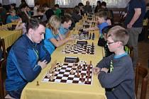 Velká cena v šachu se koná už v sobotu.