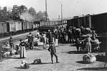Jak jsme žili v Československu, první světová válka a baráková kolonie v Německém Brodě.
