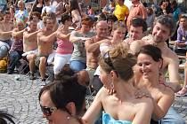 V Havlíčkově Brodě padl masérský rekord