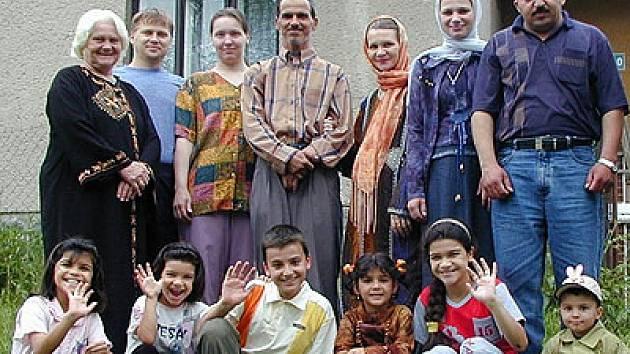 Rodiny, které přišly na Vysočinu z Iráku, se úspěšně začleňují do české společnosti.