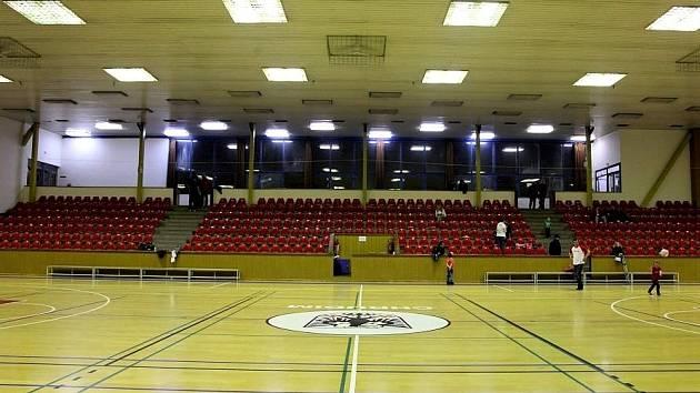 Sportovní hala Chrudim