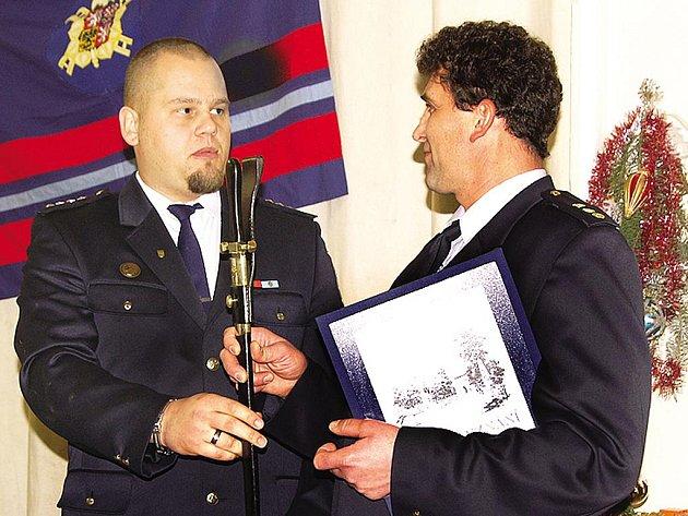 Výroční schůze SDH Topol.