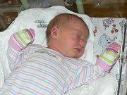 MARKÉTA SEDLÁKOVÁ (3,65 kg a 51 cm) –  tak se od 3.11. od 16:02 jmenuje první dcera Hany a Pavla z Luže.