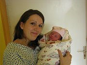 MICHAELA DRAHOŠOVÁ (2,4 kg a 44 cm) – toto jméno vybrali 8.12. v 1:10 pro svou prvorozenou dceru Petra a Radek ze Skutče.