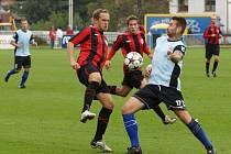 Česká fotbalová liga: MFK Chrudim - SK Zápy.