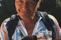 Fotbalista Bořic Igor Hrozen (na snímku) se udržuje mimo jiné cyklistikou. Na hřišti by rád zůstal co nejdéle i díky svému synovi, se kterým hraje v jednom týmu.