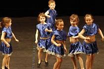 Hlinecké Ridendo pořádalo první ročník taneční soutěže O pohár starostky Hlinska.