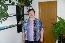 Hana Mazurová, ředitelka Městské knihovny Chrudim.