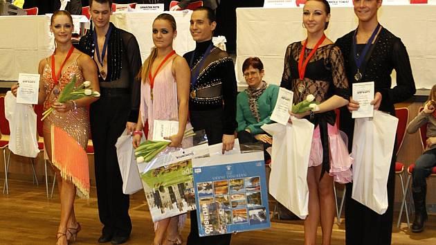 O uplynulém víkendu se v Hlinsku uskutečnila rozsáhlá taneční soutěž s názvem Únorové a Hlinecké Géčko.