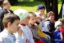 Mateřská škola Rubešova v Hlinsku.