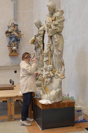 Dušičkový program na závěr sezony vMuzeu barokních soch.