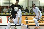 Z utkání Era-Pack - Topsport Antverpy.