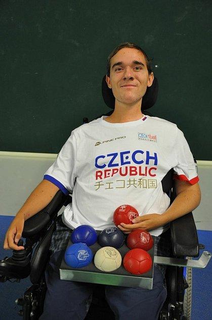 Adam Peška zRohovládové Bělé a TJ Košumberk zvítězil na paralympiádě